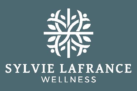 sylvie lafrance wellness logo bottom navigation